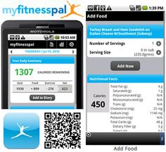 My Fitness pal app. This is a great tool that I have discovered. It helps you keep track of your food and water intake with nutritional info, calories, and progress. The best part is that it's Free! Nutrition And Mental Health, Health And Wellness, Health Fitness, Health App, My Fitness Pal App, Nutrition Tracker, Thing 1, Lose Weight, Weight Loss