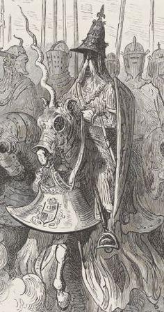 La légende de Croque-Mitaine #gallica #illustrator #illustrateur #doré Ernest, Fan Art, Painting, Vintage, Gustave Dore, Illustrations And Posters, Illustrator, Pictogram, Fingerless Gloves