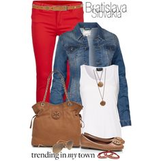 A fashion look from April 2013 featuring Sally&Circle tops, Fat Face jackets and VILA jeans. Browse and shop related looks.