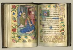 Medieval Books of Hours - with tutorials