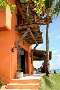 Casas de estilo rural de Isnara Gurgel - Arquitetura + Interiores