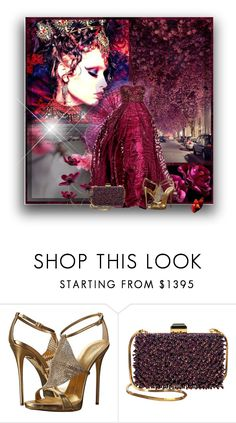"""""""Royal Procession"""" by saraihe ❤ liked on Polyvore featuring Giuseppe Zanotti and Lanvin"""