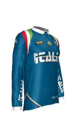 #Pivesso maglia azzurra 2010
