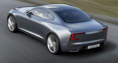 volvo concept C coupe to debut at frankfurt