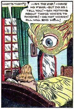 I am the eye!