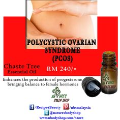 Polycystic ovarian syndrome (PCOS) is associated with problems such as irregular (usually less frequent) menstrual cycles, excessive hair growth, acne, obesity, reduced fertility and an increased risk of diabetes. Management of PCOS usually includes weight reduction or the use of medications or hormones.  NOT ANYMORE!!! (Not the use of medications and hormones at least...)  http://nbodyshop.com/store/index.php?route=product/product&product_id=1124