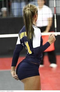 volleyball team porn Girls