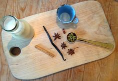 Little Universes ~ how to make your own chai masala for an 'õm shanti- artist- ish- morning'