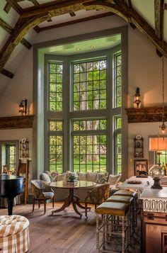 Haverford residence addition, PA. Archer & Buchanan Architecture.Tom Crane Photography.