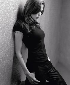 Angelina Jolie -one of the best looking women in the world.