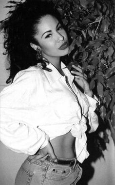 """I don't want to hear there is another world war. Let's make tomorrow a day worthy of waiting for. If we all love one another, the world is going to change."" -Selena Quintanilla"