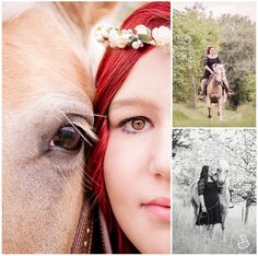 Pferde-Fotografie-Trier Eye Close Up Portrait #horse  photography