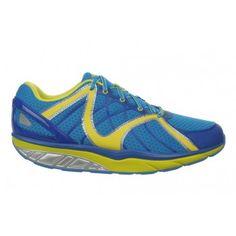 Men's Jengo 5 Sport Neutral Lace Up Velvet Blue / Oxford Blue / Lemon Lime : $289.00