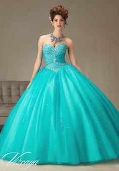 Mori Lee Quinceanera Dress Style 89069