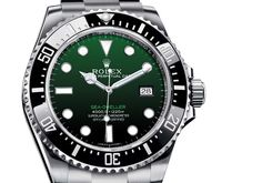 Rolex Sea Dweller 50th anniversary Gradient Green Dial - Rolex Baselworld 2017 - Rolex Predictions 2017 - 2