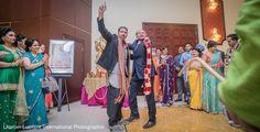 Indian wedding milni celebration http://www.maharaniweddings.com/gallery/photo/125065