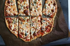8 food blogs (including this pizza;))