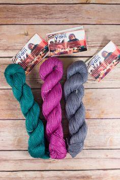 Linen 2-Ply Yarn