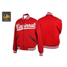 1963 Authentic Wool Jacket<br>Cincinnati Reds