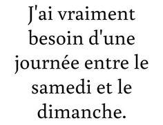Oh oui ....  ~ citation français ~