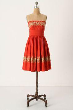 Around the Maypole Dress.