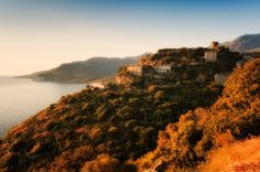 Nonza, Cap Corse, France