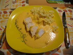 Sviečková z kuracích prs Hummus, Thai Red Curry, Ethnic Recipes, Desserts, Food, Tailgate Desserts, Deserts, Essen, Postres