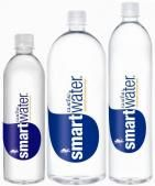 i think what i love most about smart water is the bottle it comes in! water water water!