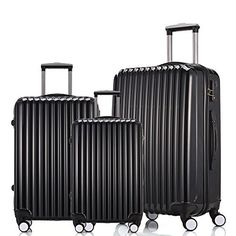 Focheir Travel Luggage Set 3PCS Hardsided Suitcase ABS PC... https://www.amazon.com/dp/B01E6MH29E/ref=cm_sw_r_pi_dp_q.EHxb89XKXXX