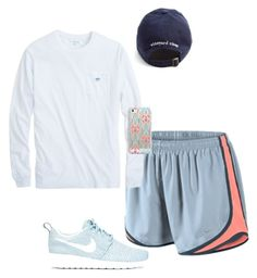 """Untitled Outfit #46"" by hodgesgirl116 on Polyvore featuring NIKE and Casetify"