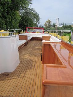 Top deck on our Executive!