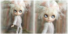 Custom OOAK Blythe Doll Total Remake por SongOfBlythe en Etsy