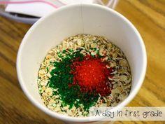 how to make magic reindeer food!!