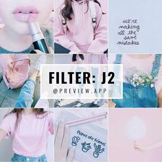 Light Pastel Instagram Theme ideas. Perfect for pink and blue pastel colors. This is filter J2 in the #PastelPack (in Preview App). About J2: • it is bright • soft tones • pale skin • makes blue more baby blue • pink become soft pink • filter makes white whiter • perrrfect for photos with blue, pink & white in them • try white background to make your photos stand out even more . Do you like it? or #ipreview @preview.app