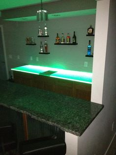 New Bio Glass Countertops