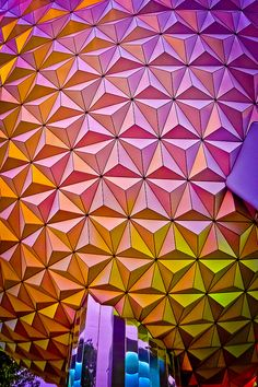 Spaceship Earth @ Epcot.. still have not been to Disney :(