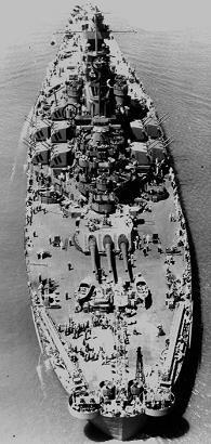 South Dakota.サウス・ダコタ.The Naval Data Base:近代世界艦船事典The Encyclopedia of World ,Modern Warships.