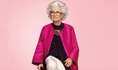 Department store marks Vogue centenary by running ad that 'proves the older generation can be fearlessly stylish too'