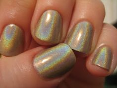 FYI by China Glaze      holographic nail polish