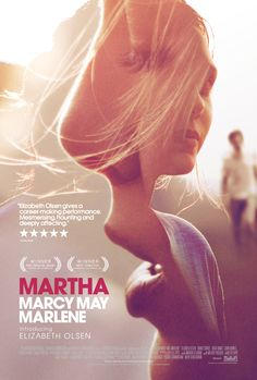 Artwork created for the 2011 film 'Martha Marcy May Marlene' (Created at EMPIRE Design). The poster won silver at the 2012 KEY ART Awards