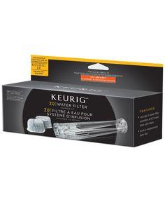 Keurig 2.0 Water Filter Starter Kit