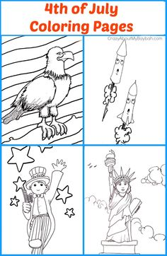 4th of July Coloring Pages 667x1024 4th of July Coloring Pages: Free Printables