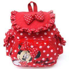 Baby girls cute bags,minnie