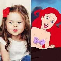Le BUZZ - Une fillette de trois ans chante la chanson de La Petite Sirène et c'est TROP CUTE | HollywoodPQ.com