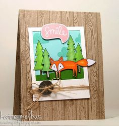 stampin up forest animal stamps - Yahoo Search Results Yahoo Image Search Results