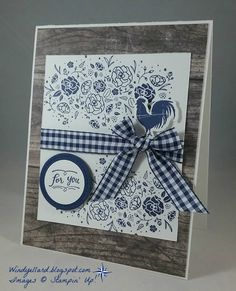 Stampin Up - Wood Words