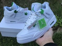 Jordan 4, Nike Jordan Retro 4, Jordan Shoes Girls, Girls Shoes, Cute Sneakers, Shoes Sneakers, Jordan Sneakers, Design Nike, Design Design