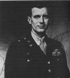 Brig. Gen. Frederick Castle, commander of 4th Combat Bombardment Wing and former commander of US 94th Bomb Group, promoted 14 December 1944, ten days before his death. (US Army Air Forces photo). On 24 December 1944, Castle was killed when his B-17 crashed in a mission over the Ardennes. For his actions holding the plane aloft to give his crew time to bail out, he received the Medal of Honor.
