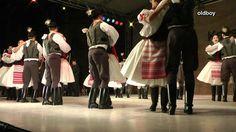 Magyar Állami Népi Együttes - Szatmári Hungarian folk dance