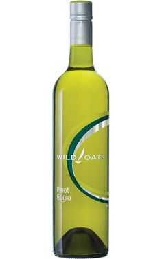 Robert Oatley Wild Oats Pinot Grigio 2019 Mudgee - 12 Bottles Wild Oats, Tropical Fruits, Bottles, Alcohol, White Wines, Rubbing Alcohol, Liquor